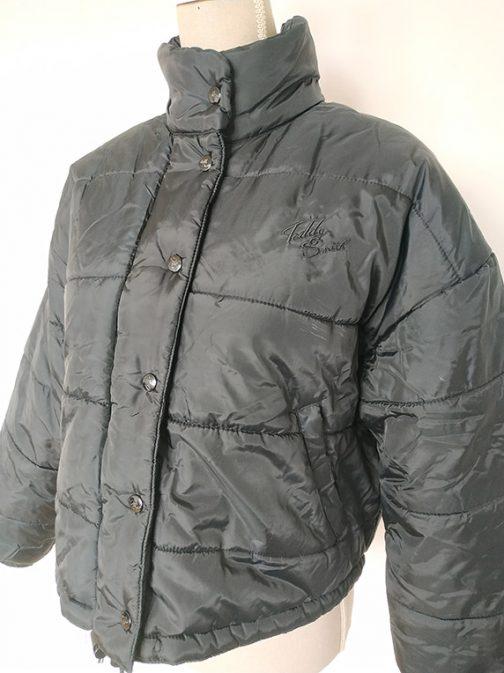 Teddy Smith jacket - side view