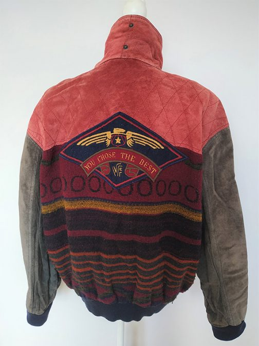 Ethnic coat - rear