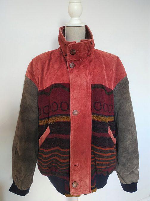 Ethnic coat - front