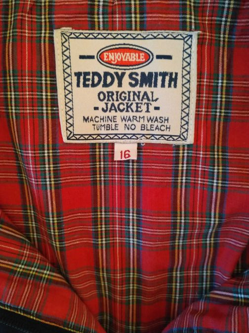 Chaqueta Teddy Smith