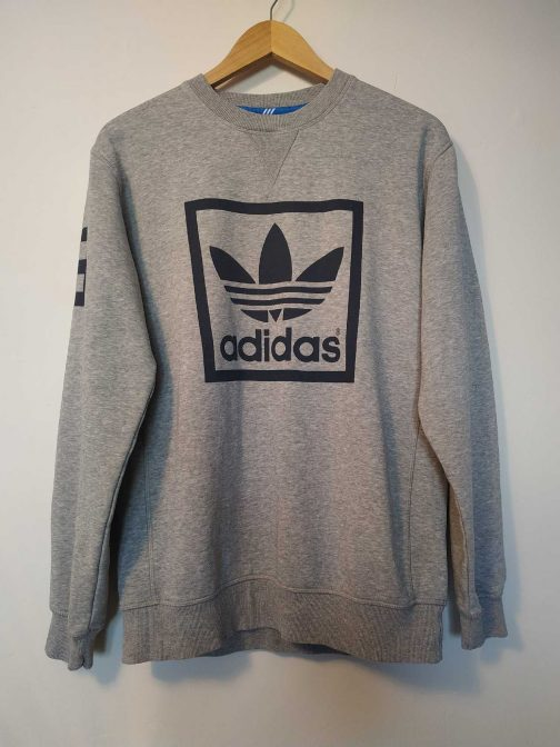 Grey Adidas Sweat