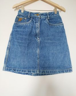 Lois denim skirt