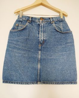 Ober denim skirt